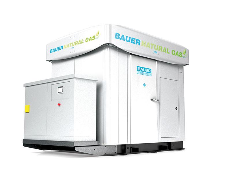 Bauer kompresszor